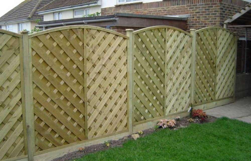 garden fencing leighton buzzard-2