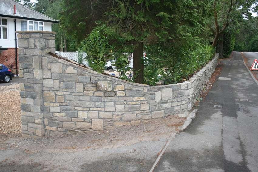 garden-walling